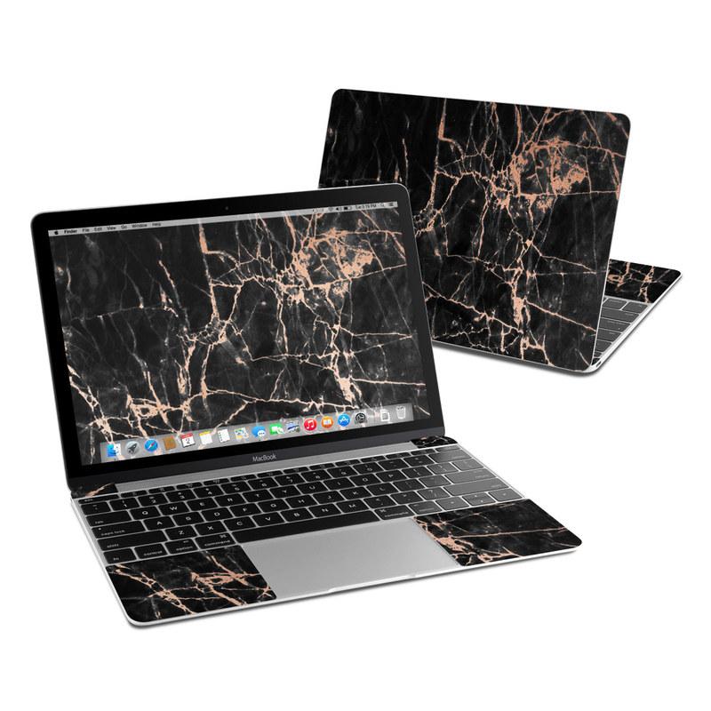 Rose Quartz Marble MacBook 12-inch Skin