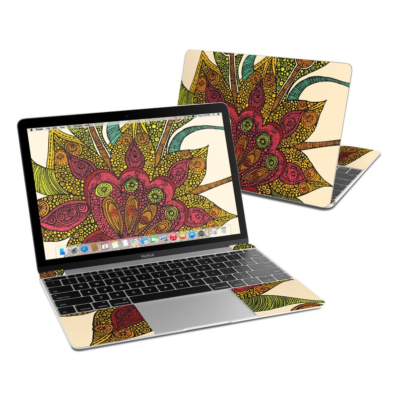 Spring Flower MacBook 12-inch Skin