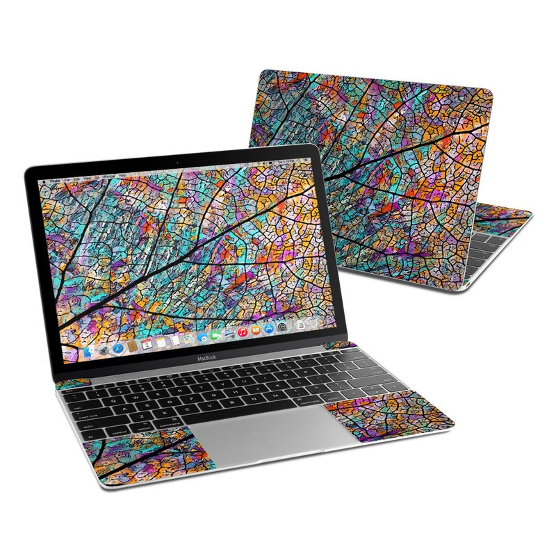 Stained Aspen MacBook 12-inch Skin