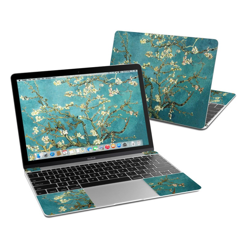 Blossoming Almond Tree MacBook 12-inch Skin