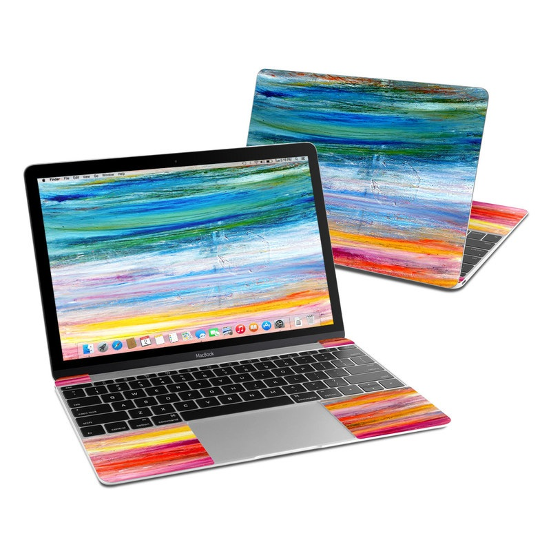 Waterfall MacBook 12-inch Skin