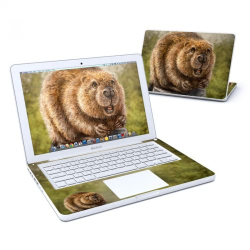 Beaver Totem MacBook 13-inch Skin