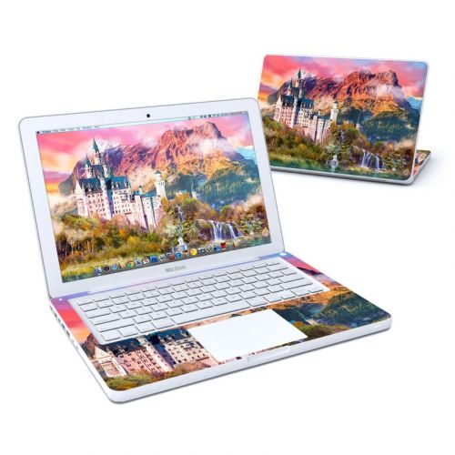 Castle Majesty Old MacBook 13-inch Skin