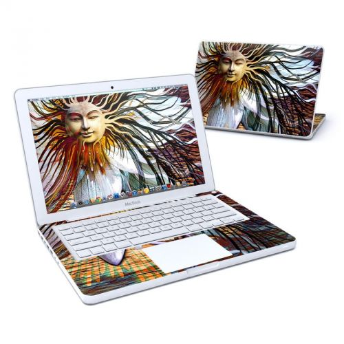 Elemental Dawn MacBook 13-inch Skin