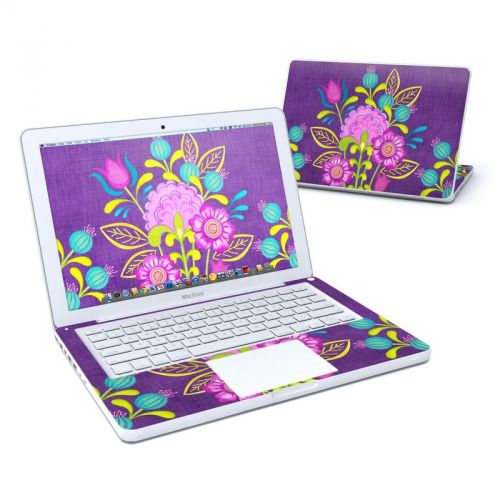 Floral Bouquet MacBook 13-inch Skin