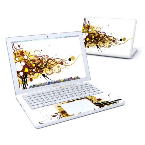 Mardi Gras MacBook 13-inch Skin
