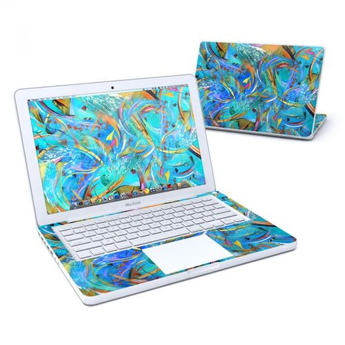 Playful MacBook 13-inch Skin