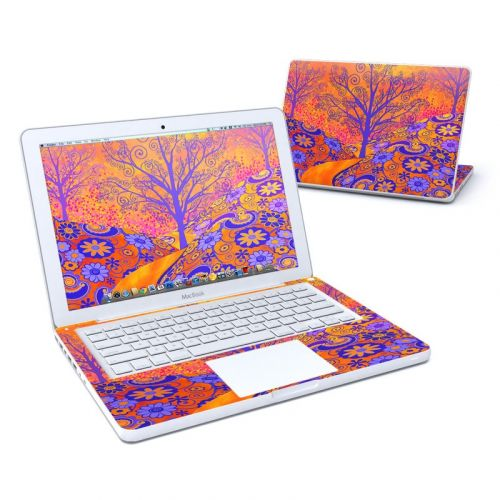 Sunset Park MacBook 13-inch Skin