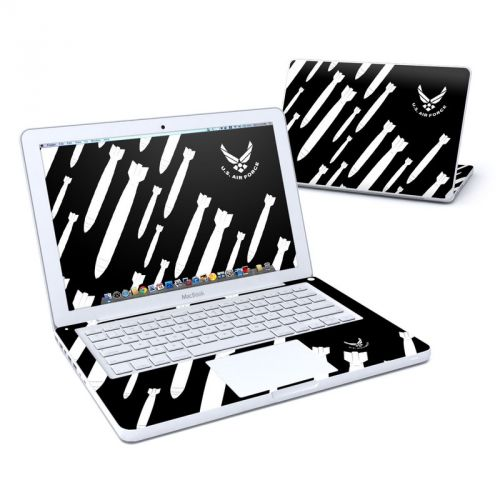 Bombs Away MacBook 13-inch Skin