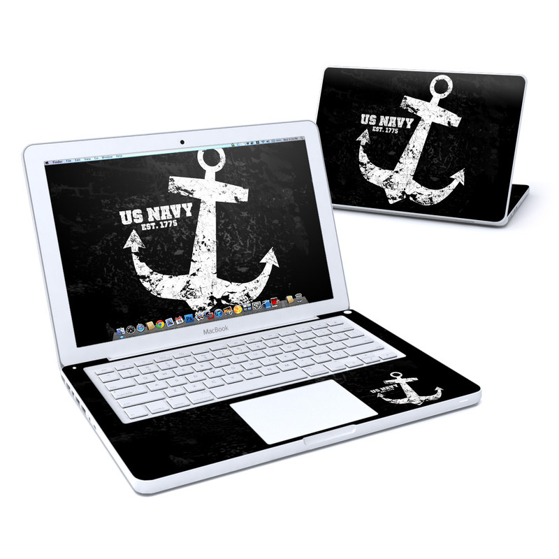 Anchor MacBook 13-inch Skin