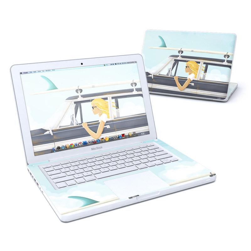 Anticipation MacBook 13-inch Skin