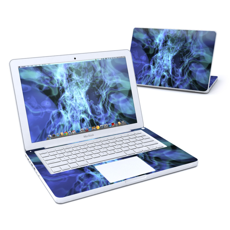 Absolute Power Old MacBook 13-inch Skin