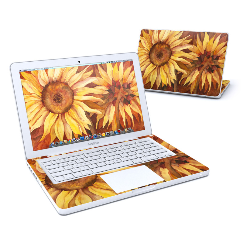 Autumn Beauty MacBook 13-inch Skin