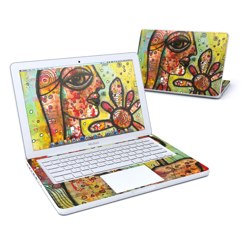 A Walk Old MacBook 13-inch Skin