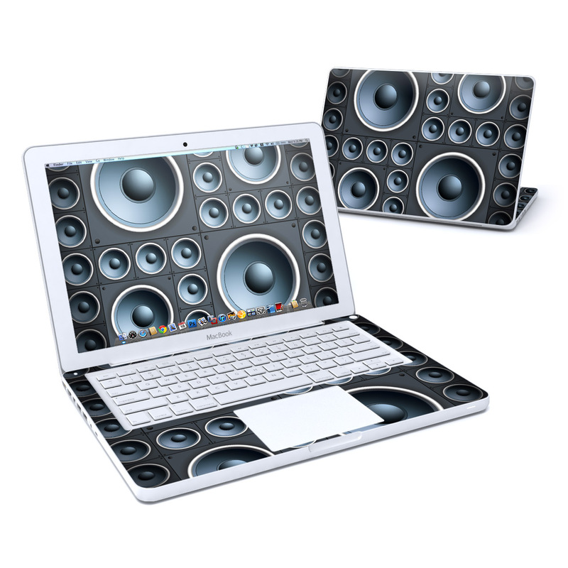 Bass is Good MacBook 13-inch Skin