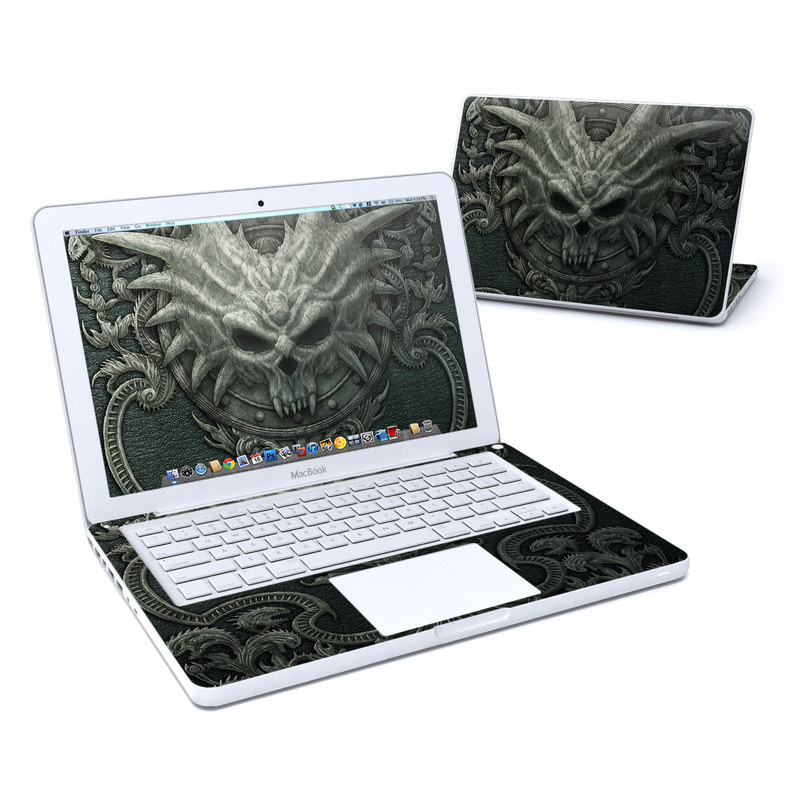 Black Book Old MacBook 13-inch Skin