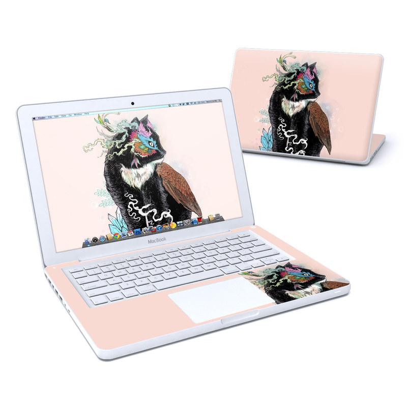 Black Magic MacBook 13-inch Skin
