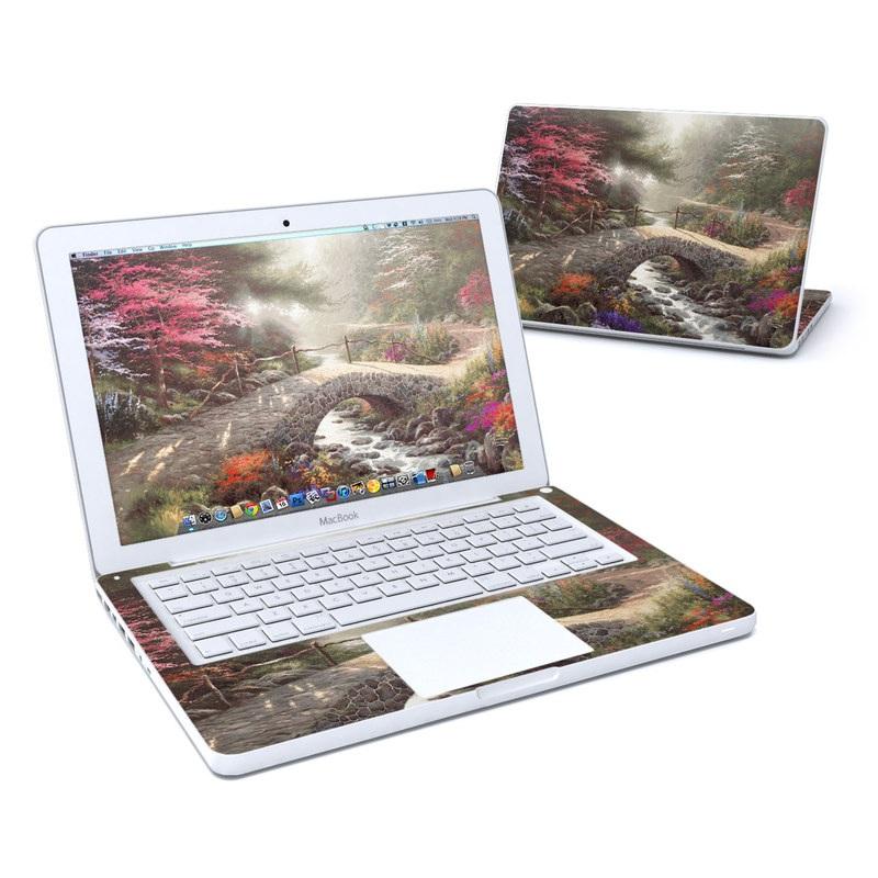 Bridge of Faith MacBook 13-inch Skin