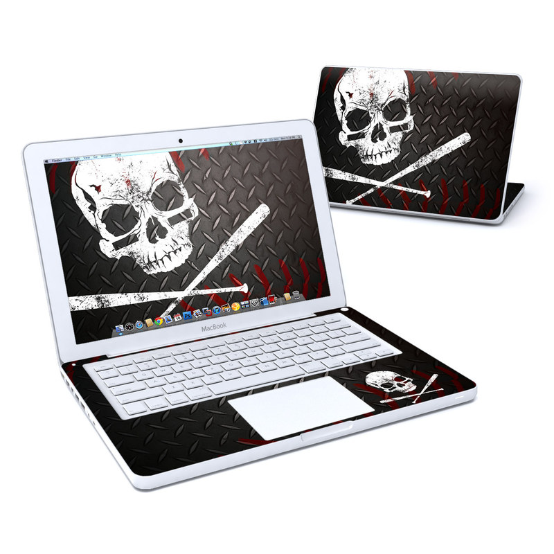 BP Bomb MacBook 13-inch Skin