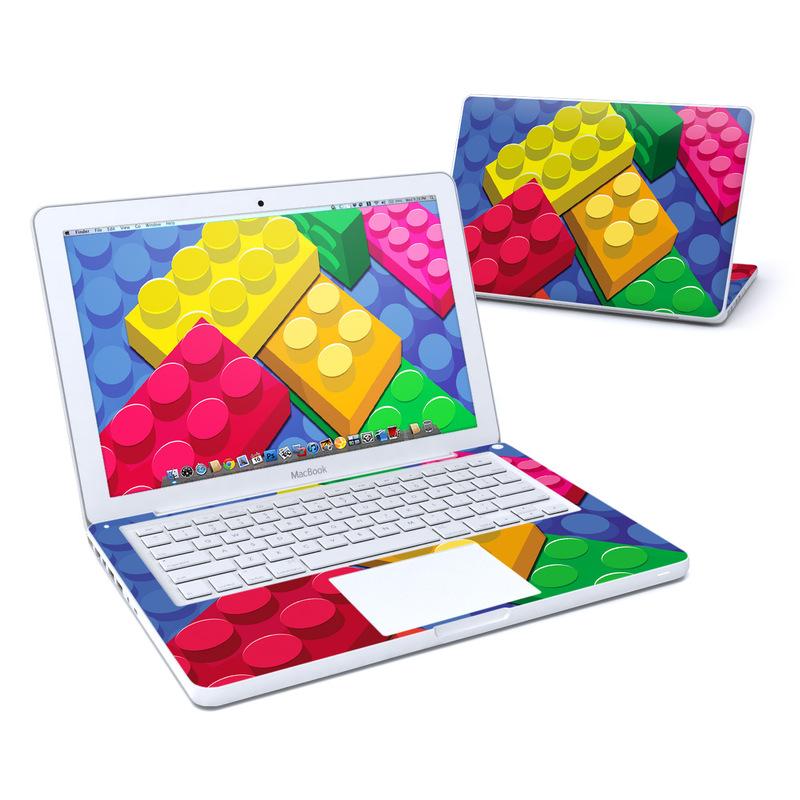 Bricks Old MacBook 13-inch Skin