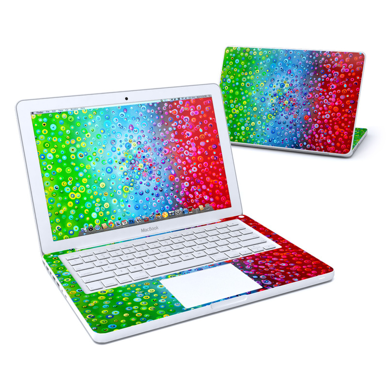 Bubblicious MacBook 13-inch Skin