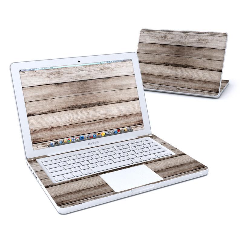 Barn Wood MacBook 13-inch Skin