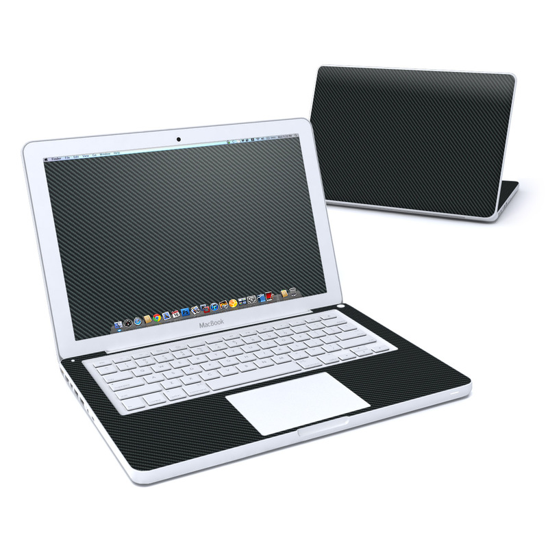 Carbon Fiber MacBook 13-inch Skin