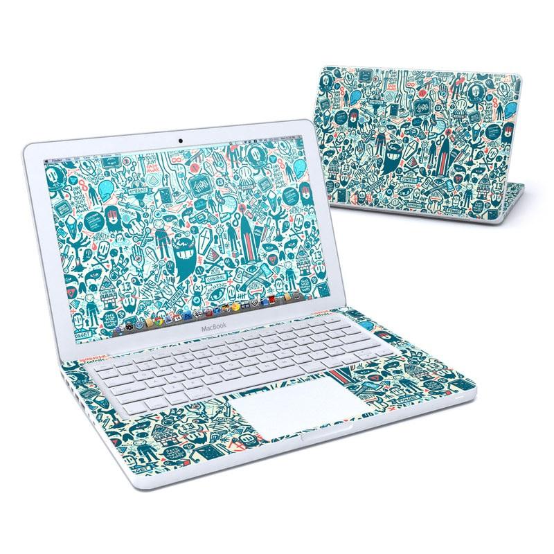 Committee MacBook 13-inch Skin