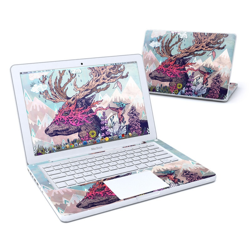 Deer Spirit Old MacBook 13-inch Skin