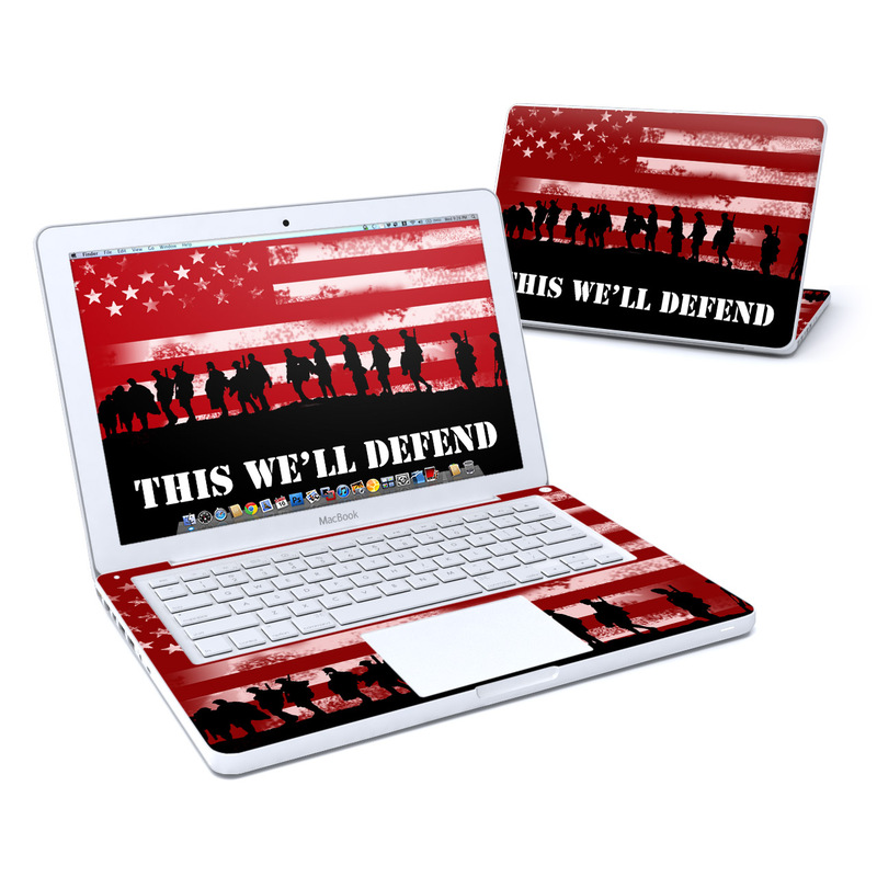 Defend  MacBook 13-inch Skin