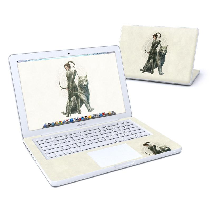 Half Elf Girl Old MacBook 13-inch Skin