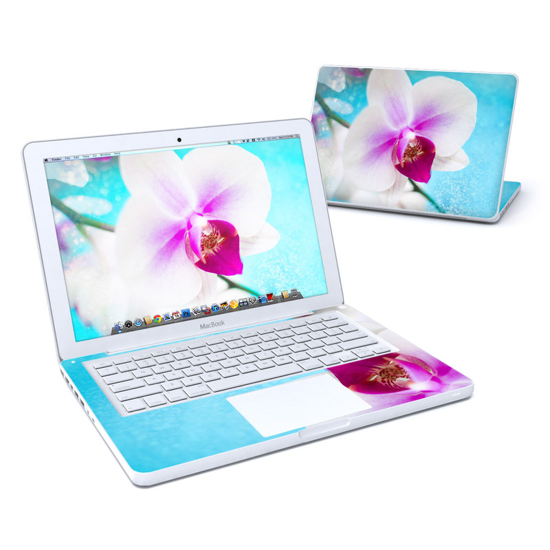 Eva's Flower MacBook 13-inch Skin