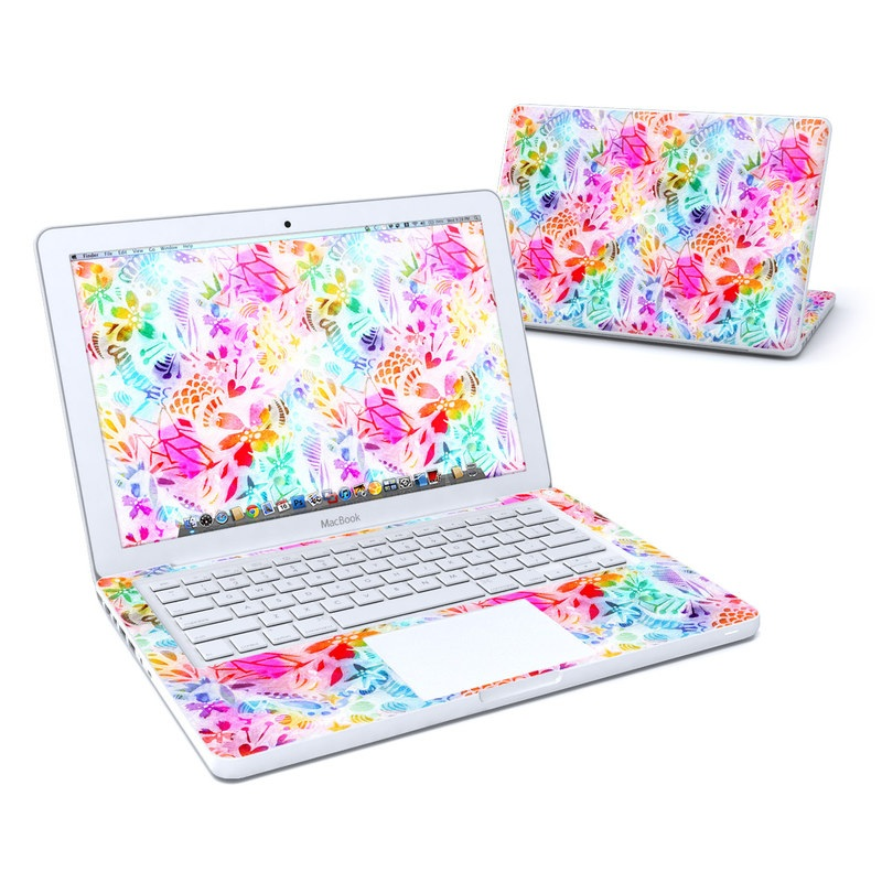 Fairy Dust MacBook 13-inch Skin