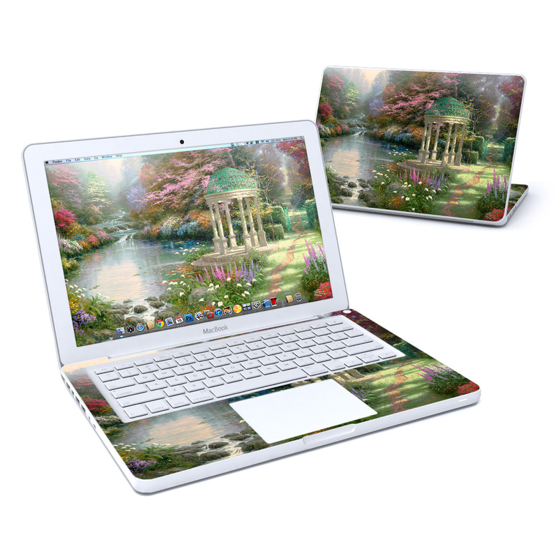Garden Of Prayer MacBook 13-inch Skin