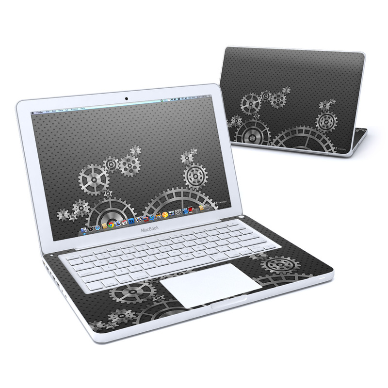 Gear Wheel MacBook 13-inch Skin