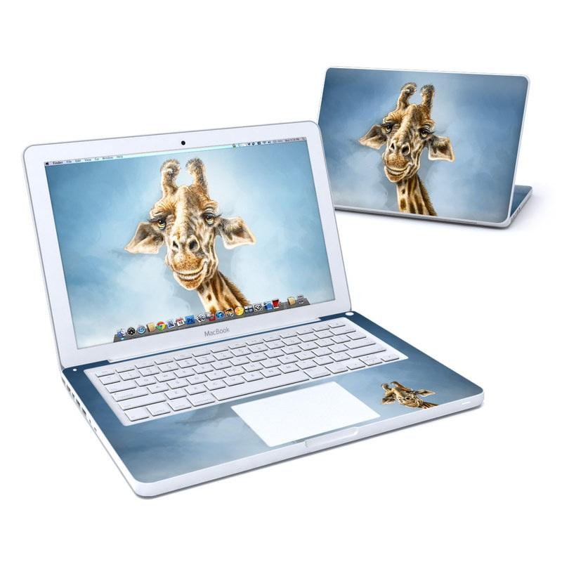 Giraffe Totem MacBook 13-inch Skin