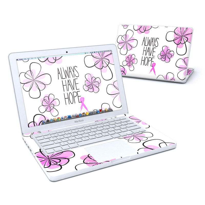 Always Have Hope Old MacBook 13-inch Skin