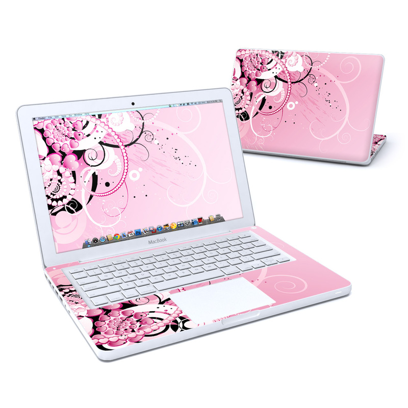 Her Abstraction MacBook 13-inch Skin