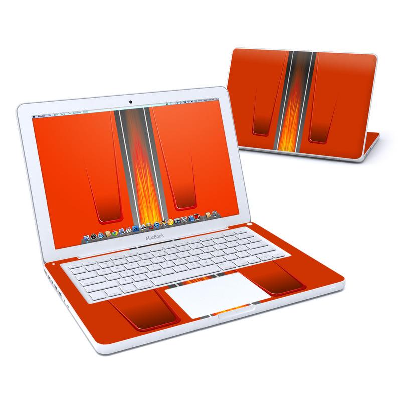 Hot Rod MacBook 13-inch Skin
