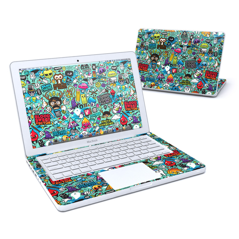 Jewel Thief Old MacBook 13-inch Skin