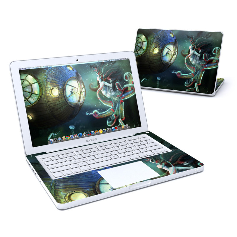 20000 Leagues MacBook 13-inch Skin