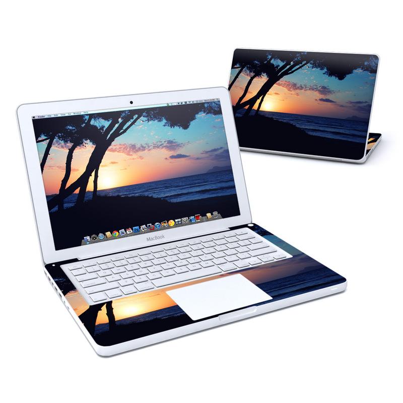 Mallorca Sunrise MacBook 13-inch Skin