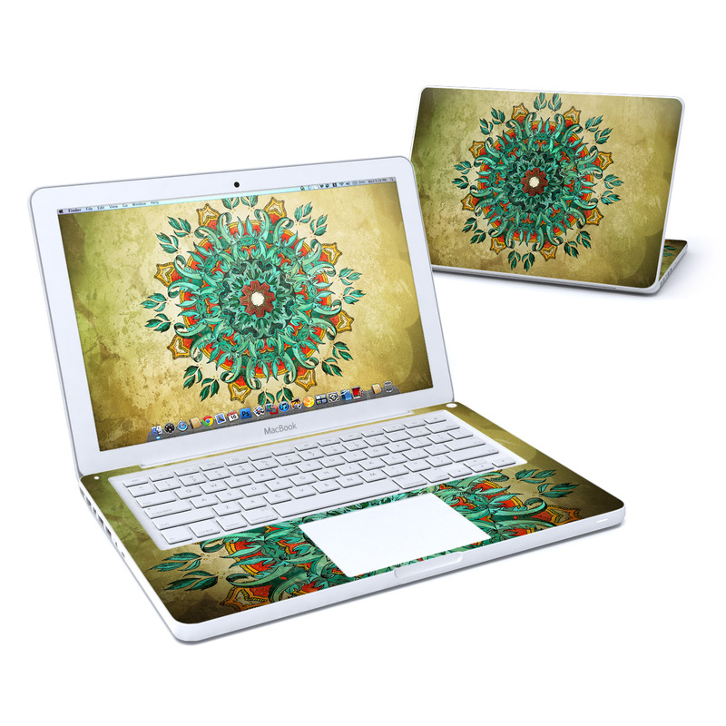 Mandela MacBook 13-inch Skin