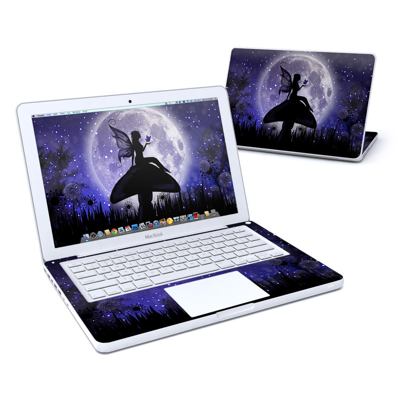 Moonlit Fairy MacBook 13-inch Skin