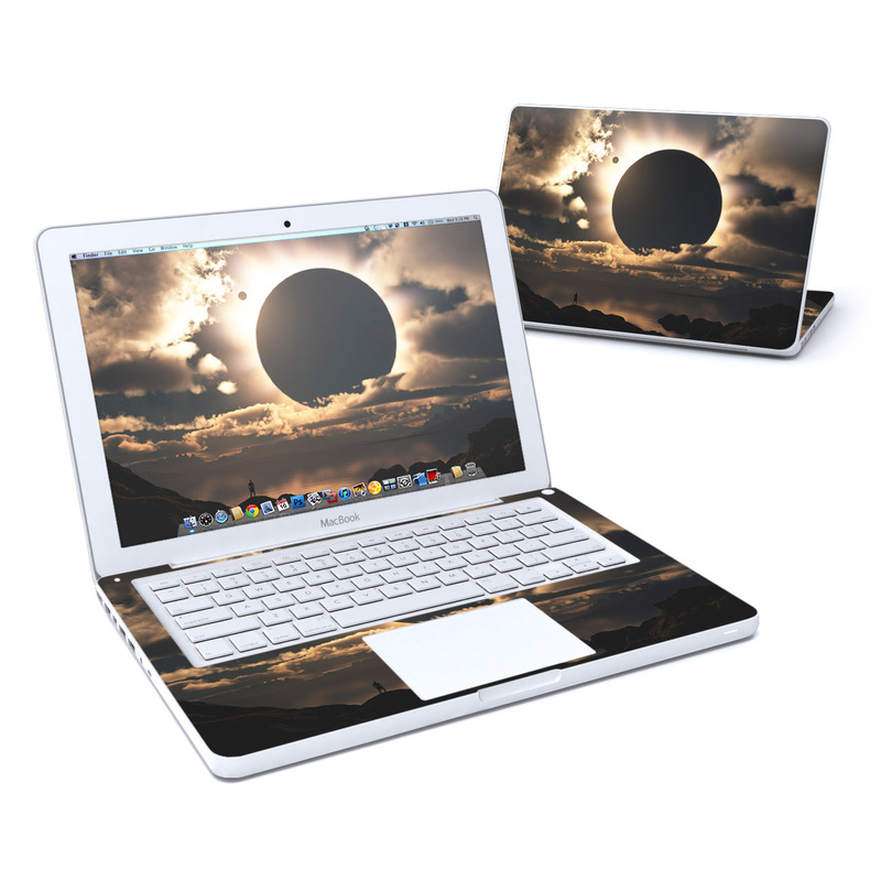 Moon Shadow MacBook 13-inch Skin