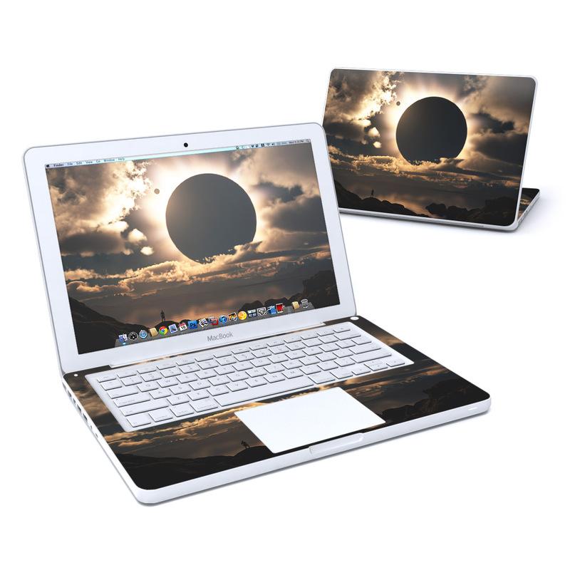 Moon Shadow MacBook 13-inch Skin