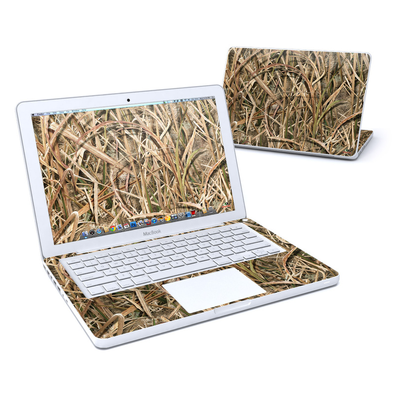 Shadow Grass Blades MacBook 13-inch Skin
