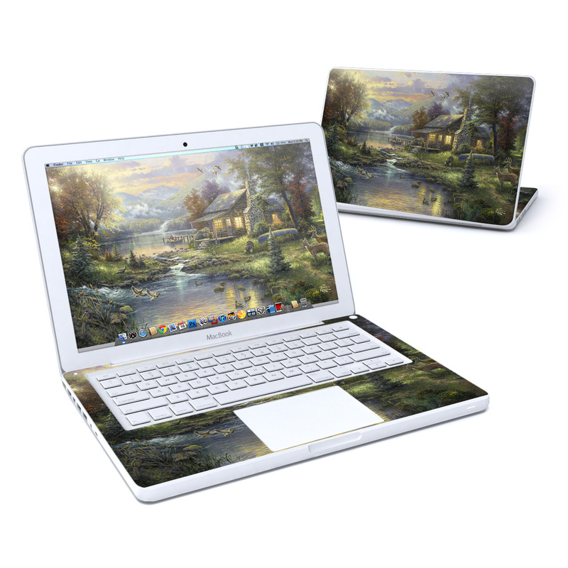 Natures Paradise Old MacBook 13-inch Skin