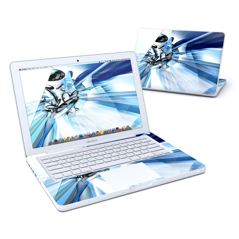 Cobalt Nexus Old MacBook 13-inch Skin