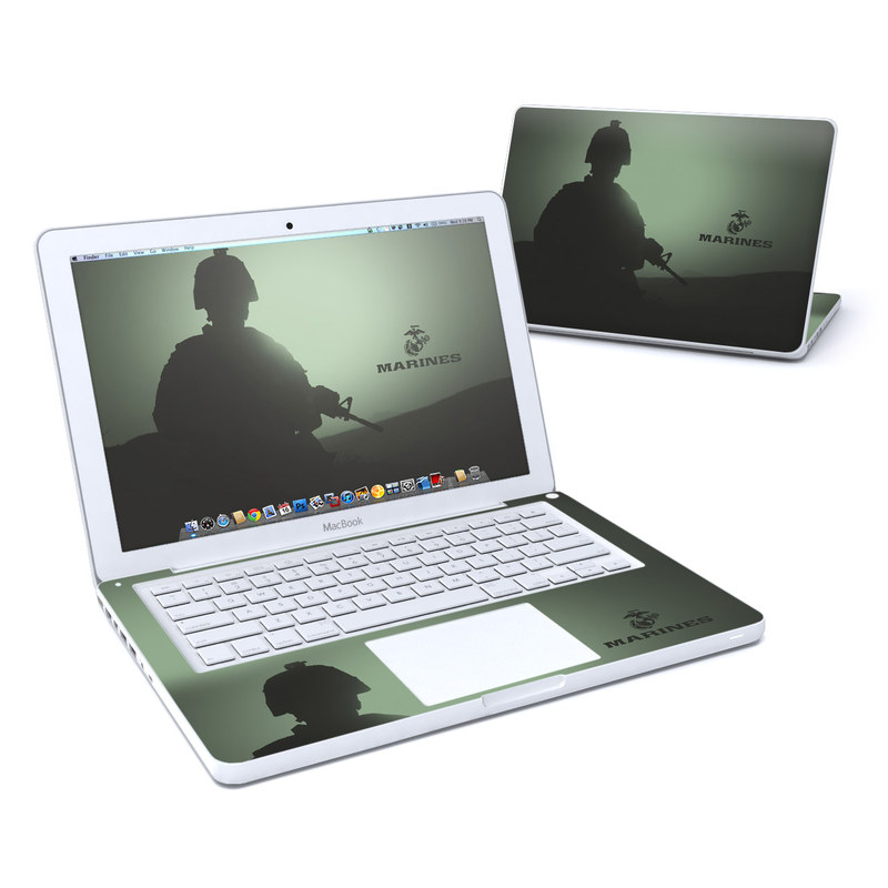 Night Vision Old MacBook 13-inch Skin